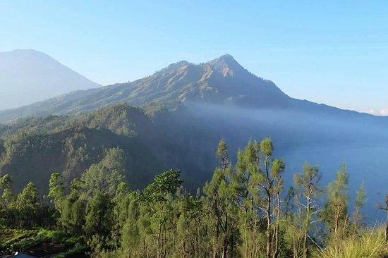 Piccolo Batur Caldera Trekking e tour