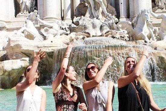 Små Gruppe Walking Tour: Rom...
