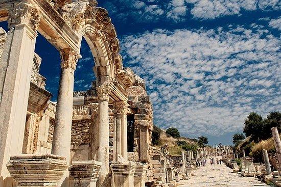 Tour Ephesus de dia inteiro usando...