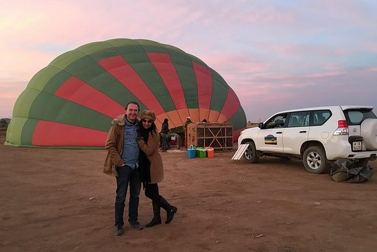 1-hour Private Hot Air Balloon...