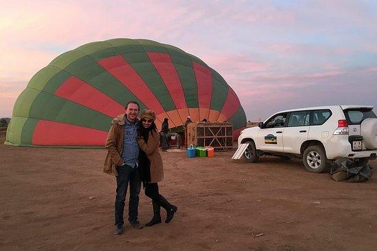 1-timers privat varmluftsballong...