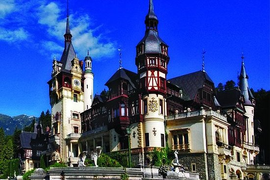 Full Day Tour of Transylvanian...