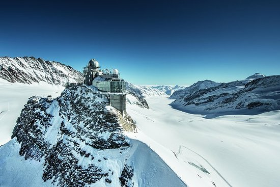 Jungfraujoch day tour with private...