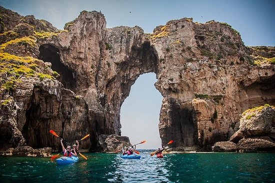 Sea Kayaking in Navarino Bay