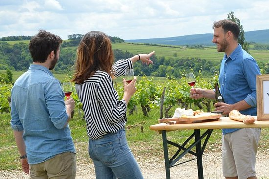 Fullverdag Nord-Burgund og Chablis...