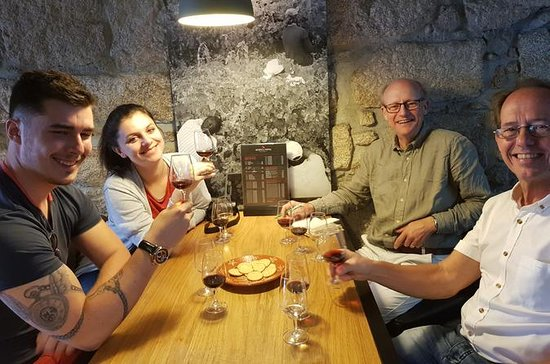 3-hour Port Wine Tasting Tour of the...