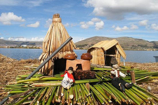 Uros Amantani Taquile Ganztagestour