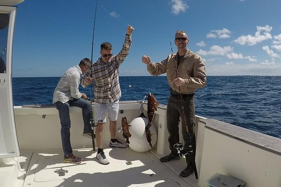 Passeio de Pesca na Terceira