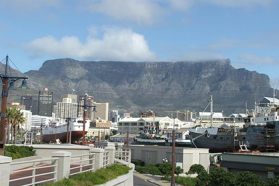 Full Day Panoramic Cape Town and Wine...