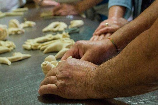 Expérience de cuisson de pain sarde