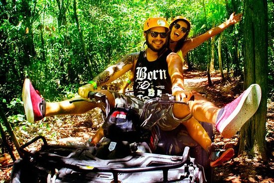 5-in-1 Adventure in Cancun: ATVs...