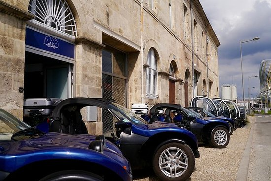 Day package: Self-Guided Margaux...