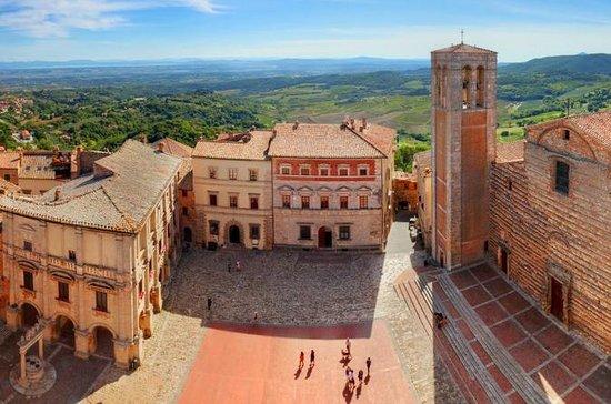 Montalcino and Montepulciano Private...