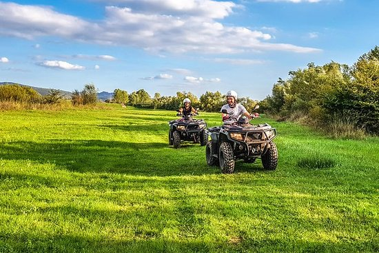 Half Day ATV Tour From Split