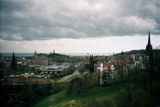 Edinburgh City Tour - Les chemins des...