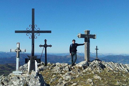 Mont Ernio Randonnée et trekking...