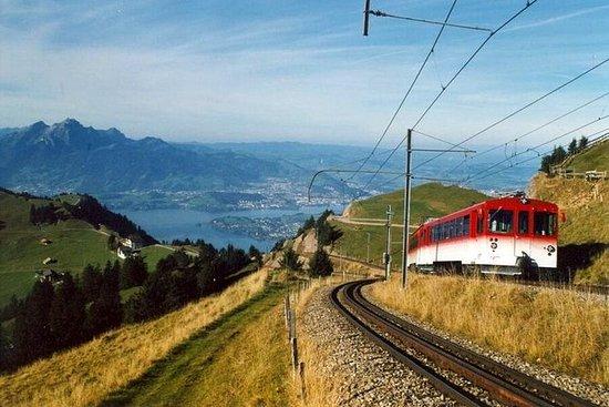 Excursión al Monte Rigi y crucero en...