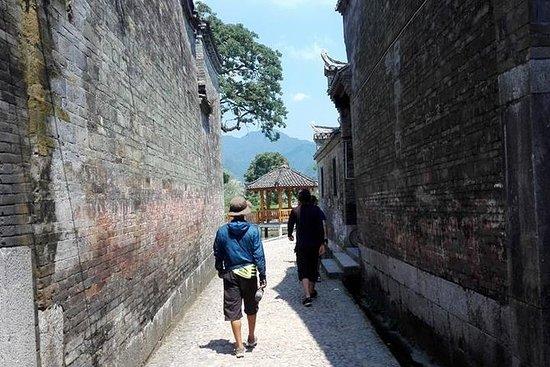 Guilin Radtour und Besuch des alten...