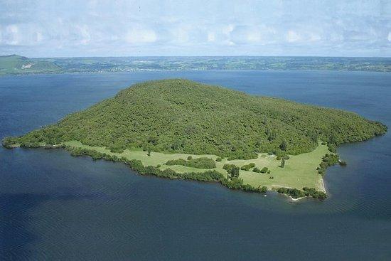 Guided Mokoia Island and Jet Boat...