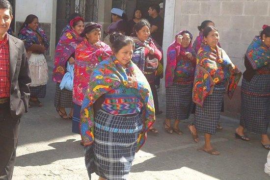 Tour des villages autochtones...