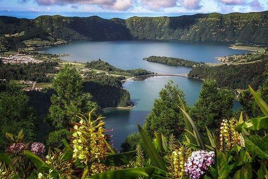 Azores - Amazing Day Tour Exploring 3...