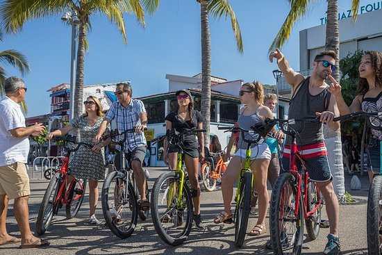 Bikes and Bites: Taco Bicycle Tour in...