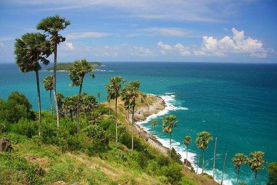普吉岛半日游与午餐 - 私人旅游