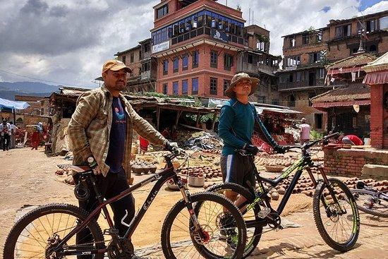 Bhaktapur på hjul
