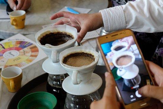 Specialistische koffieworkshops in ...