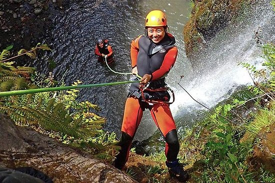 Canyoning Tour - Beginners