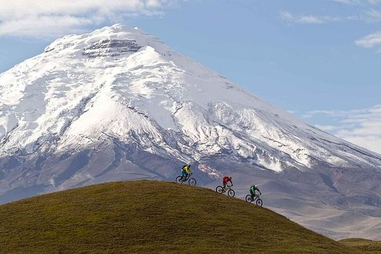 Cotopaxi Bike and Hike Tour