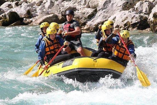Emerald river Soca adrenalin...