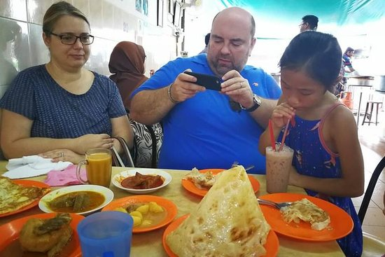 Penang Heritage Evening Food Trail