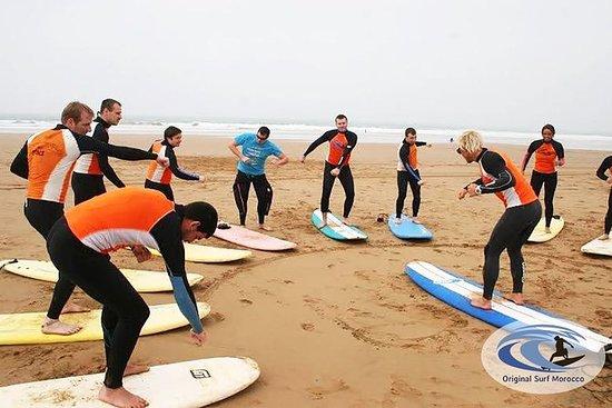 Pacote de treinamento de surf