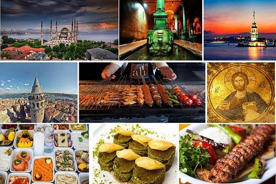 Passeios Privados em Istambul