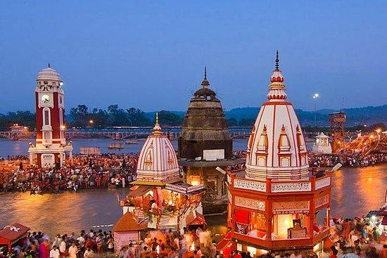 Dagstur til Haridwar og Rishikesh fra...