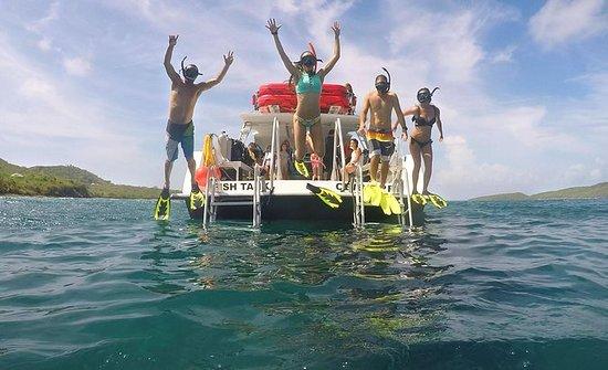 Snorkeling Tour til Vieques Island