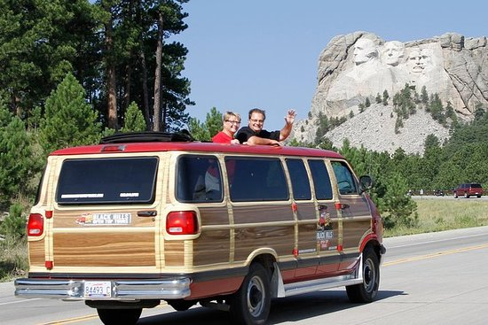Mount Rushmore og Black Hills Safari...
