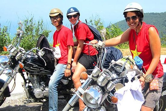 HUE TO HOI AN TOP GEAR MOTORBIKE TOUR