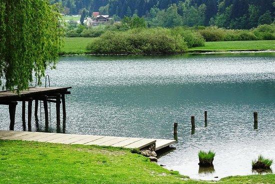Ljubljana Countryside - Lake Podpeč...
