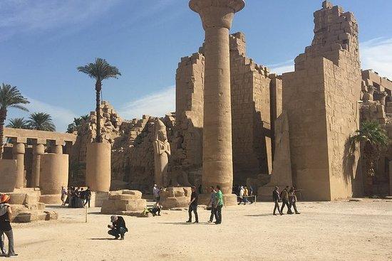 Tagesausflug nach Luxor ab Hurghada...