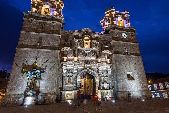 Recorrido a pie en Puno