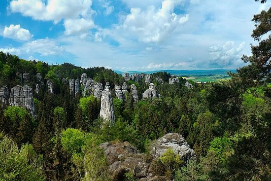 Full-Day Trip to Bohemian Paradise from...