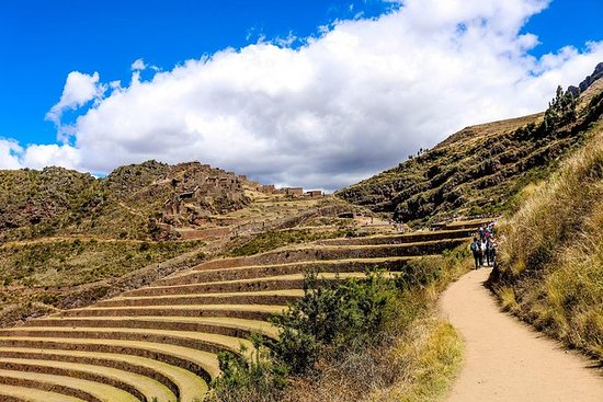 Sacred Valley Pisac Ollantaytambo and...