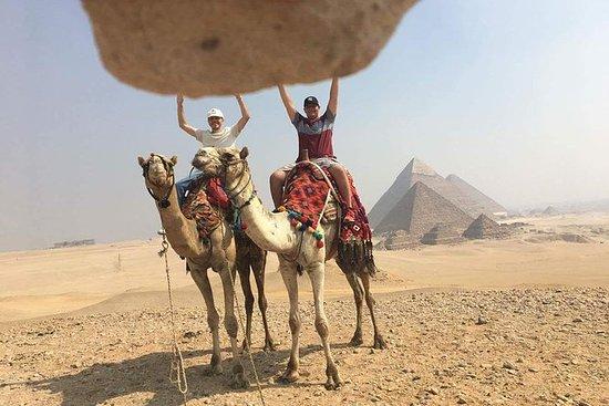 Giza pyramids and cairo museum trip...