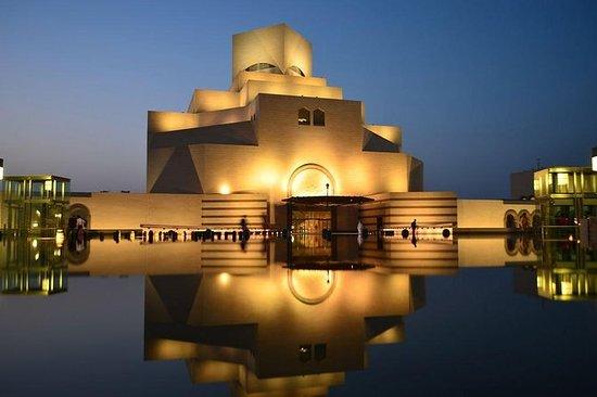 Tour por la ciudad, Deleite de Doha