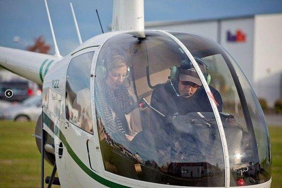 Hélicoptère Trial Flight - pilotez un...