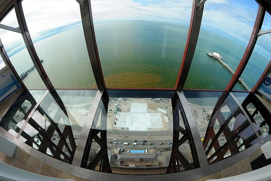 Das Blackpool Tower Eye ...