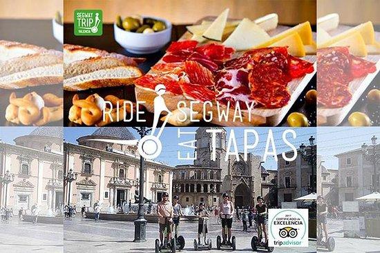 Tapas & Segway Valencia Tour