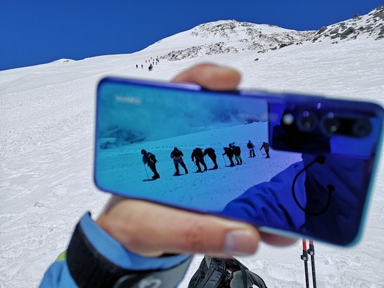 Elbrus, Ρωσία: Эльбрус